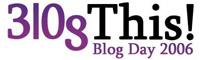 BlogDay 2006 logo