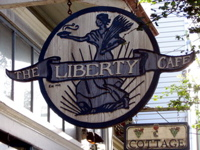 liberty cafe (c)2006 AEC