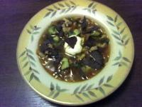 turkey soup (c)2006 AEC