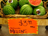 personal melons (c)2006 AEC