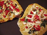 grilled pizza (c)2006 AEC