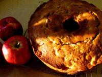 apple cake (c) 2006 aec