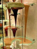 chocolate fountain (c)2006 AEC