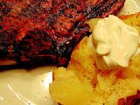 steak & potato (c)2006 AEC