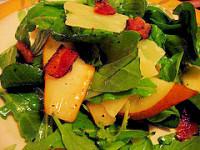 arugula salad (c)2006 AEC