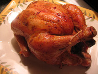 roast chicken (c)2006 AEC