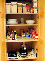 pantry in the laundry room (c)2006 AEC