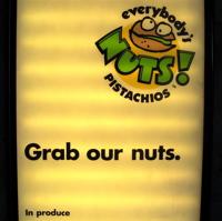 pistachio billboard